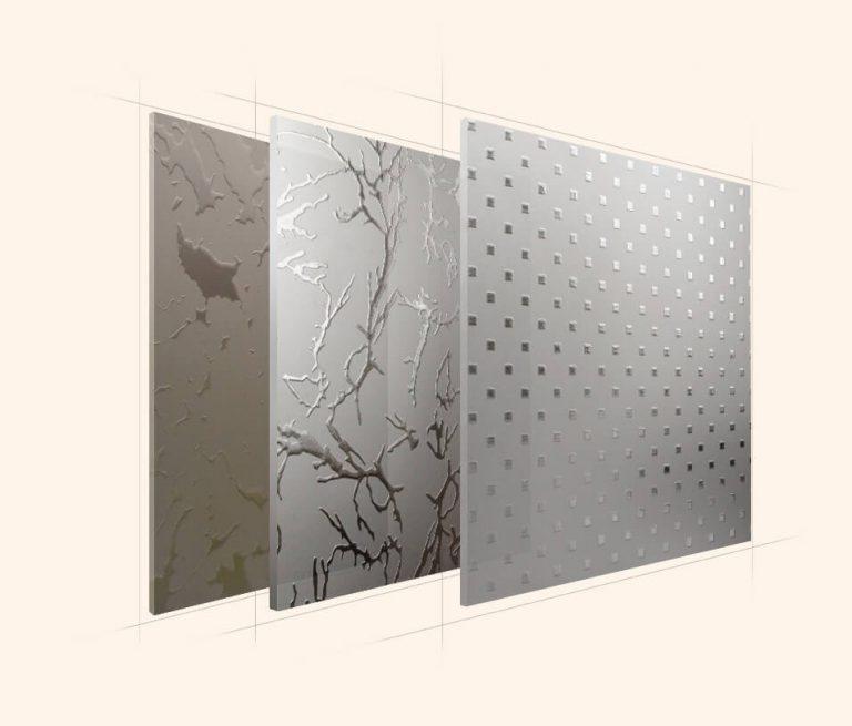 Узорчатые стекла