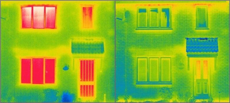 Энергосберегающие окна меньше теряют тепла